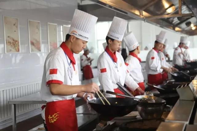 李艺轩 宁夏新东方烹饪学校