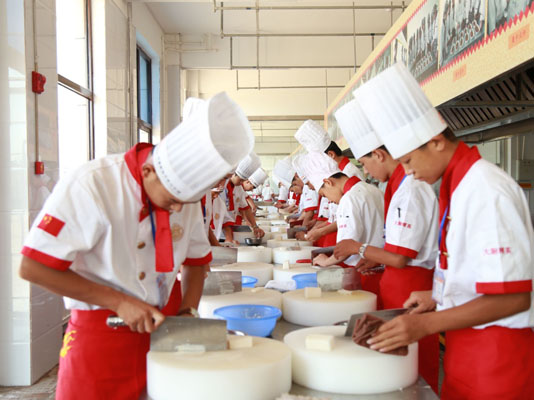 银川厨师学校